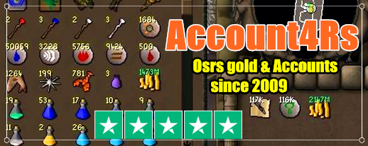 Is account4rs com safe to buy Osrs account and osrs gold?
