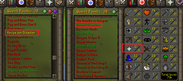 OSRS account special pure combat level 66 ID#20190413TD66A