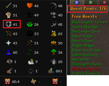 OSRS account Combat Level 60 ID#20200514TD60A best sale