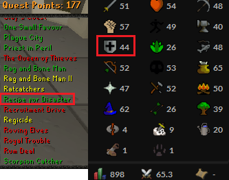 OSRS account Combat Level 65 ID#20190423TD65A best sale