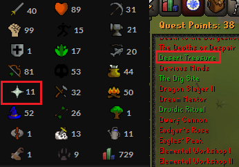OSRS account special pure combat level 68 ID#20200508TD68A