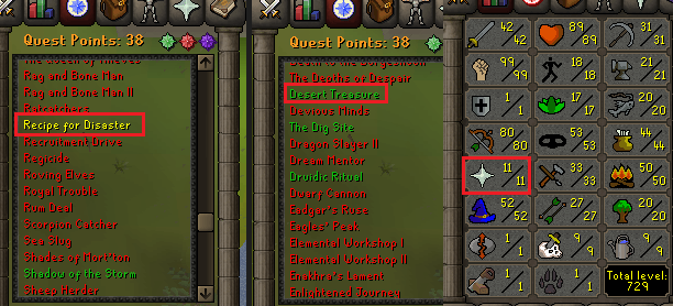OSRS account special pure combat level 69 ID#20190507TD69D